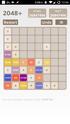[JEU ANDROID - 2048 Ring Puzzle] Une nouvelle dimension pour prise de tête assurée! [gratuit] Screen10