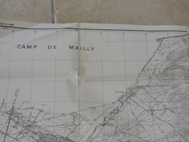 CARTE DU CAMP DE MAILLY  ESC - DEC 1 Dscn0223