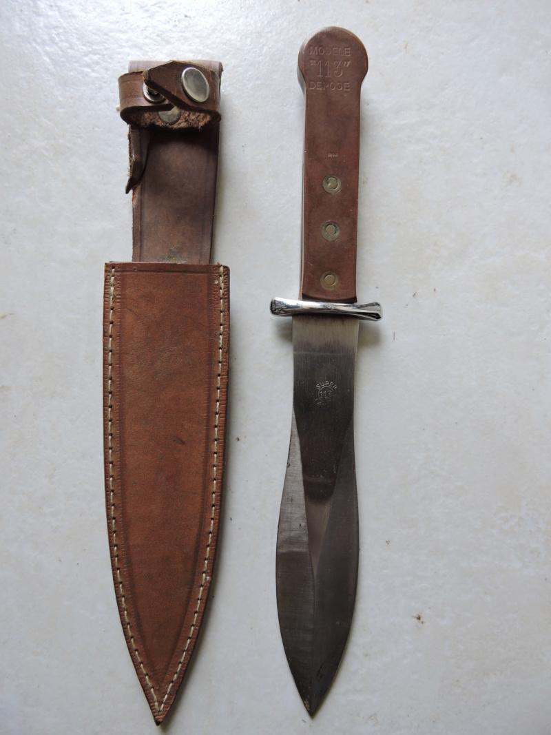 Rare Poignard COUSTRA modèle 113 Dscn6310