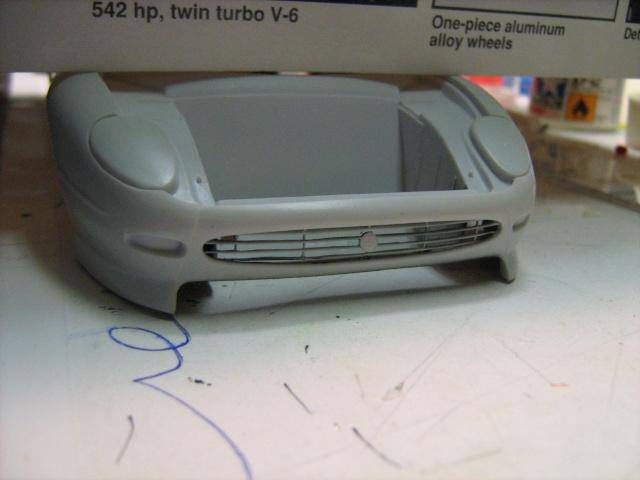 AMT Jaguar XJ220 1/25 Fev19_10