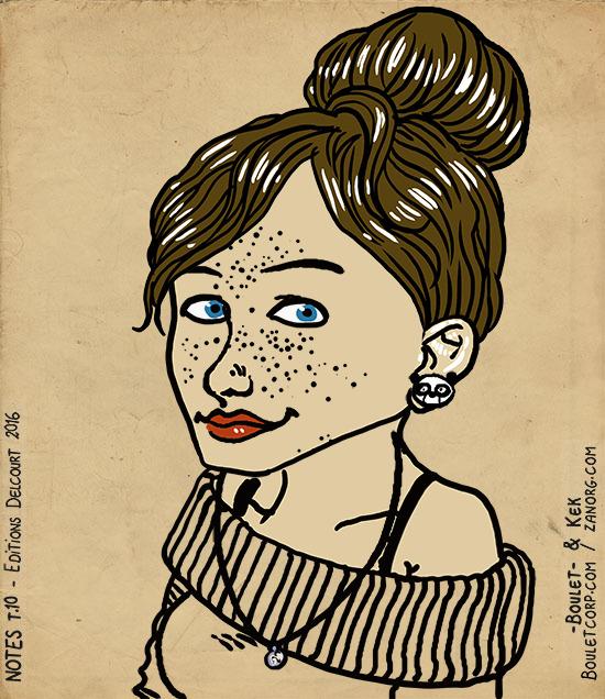 Le Bouletmaton : un avatar personnalisé signé Boulet 14553810