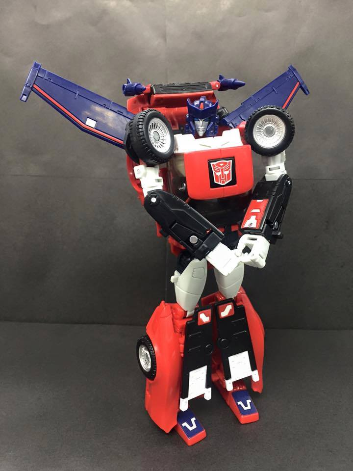 [Masterpiece] MP-25L LoudPedal (Rouge) + MP-26 Road Rage (Noir) ― aka Tracks/Le Sillage Diaclone - Page 2 Master16