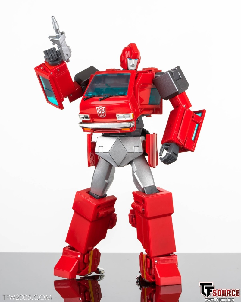 [Masterpiece] MP-27 Ironhide/Rhino - Page 4 Mp-27-13
