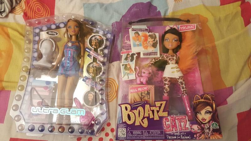 ma collection de barbie /bratz/disney et autres 20160110