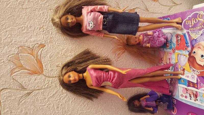 ma collection de barbie /bratz/disney et autres 20160112