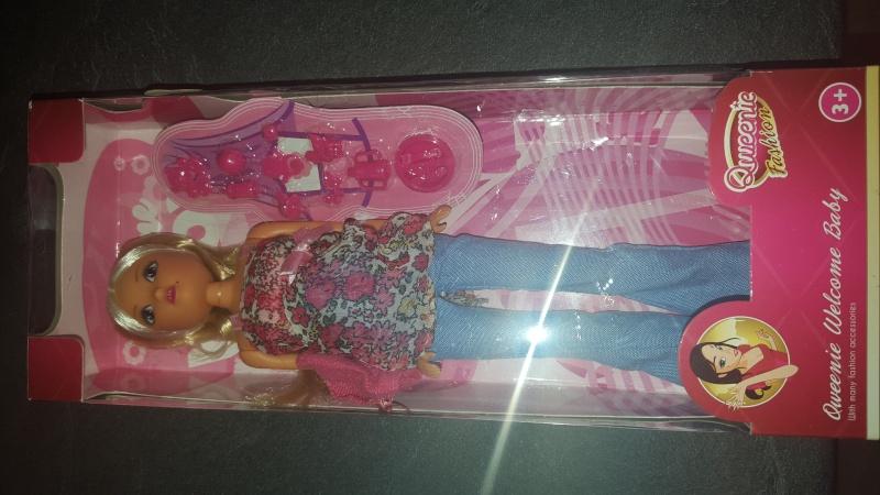 ma collection de barbie /bratz/disney et autres 20160114