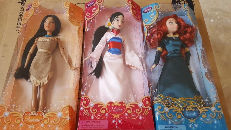 ma collection de barbie /bratz/disney et autres 20160211