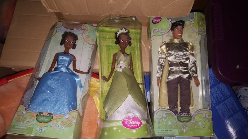 ma collection de barbie /bratz/disney et autres 20160220