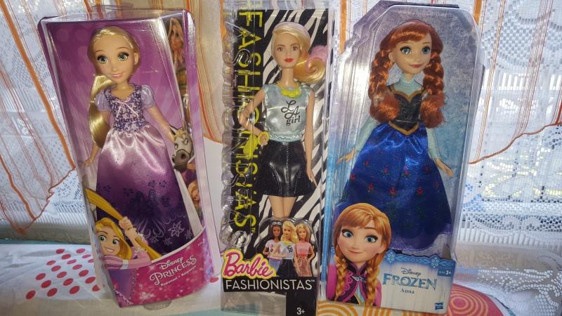 ma collection de barbie /bratz/disney et autres 20160227