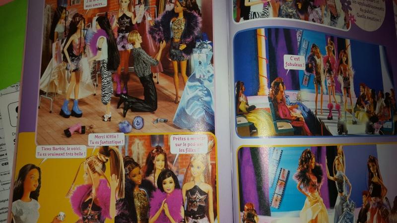 magazine revue barbie 20160233