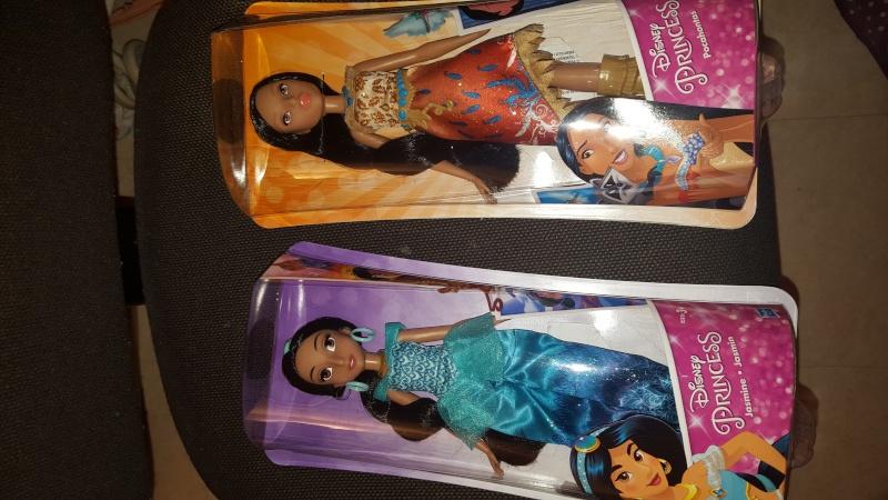 ma collection de barbie /bratz/disney et autres 20160234