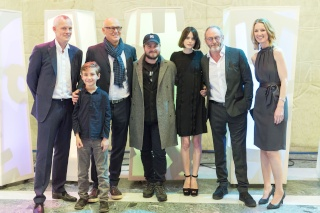 PICTURES FROM IFFR SCREENING OF THE CHILDHOOD OF A LEADER 11210