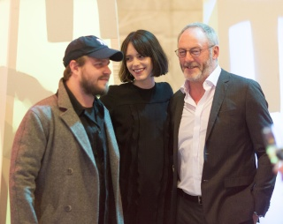 PICTURES FROM IFFR SCREENING OF THE CHILDHOOD OF A LEADER 11410