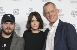 PICTURES FROM IFFR SCREENING OF THE CHILDHOOD OF A LEADER 11510