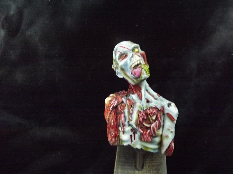 vitrine de Jean Michel Zombie10