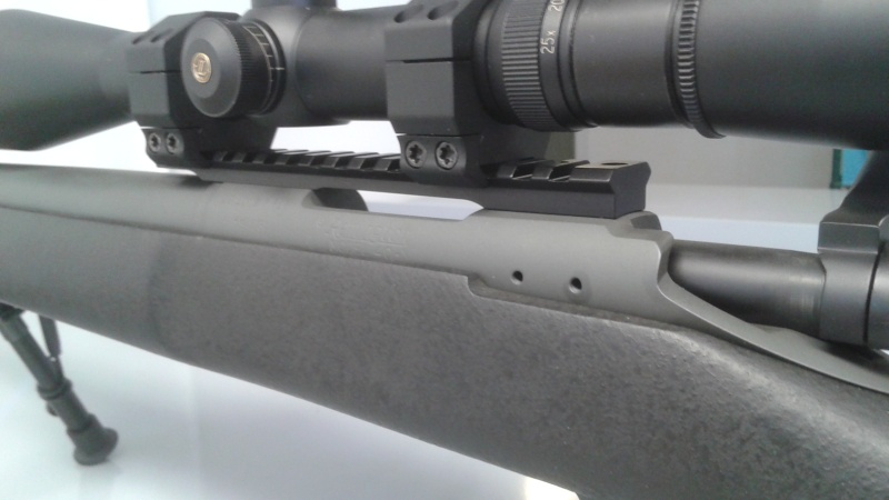 Projet Remington 40X rimfire terminé (pour l'instant)!!! 20160215