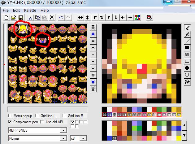 Minish Cap Zelda  - Page 4 Yy10