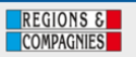 Regions et compagnies