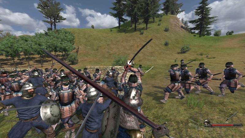 Conquerors Warlords beta 1.3 Muestr14