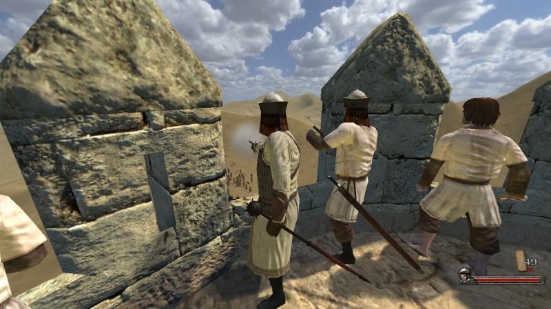 Conquerors Warlords beta 1.3 Muestr15