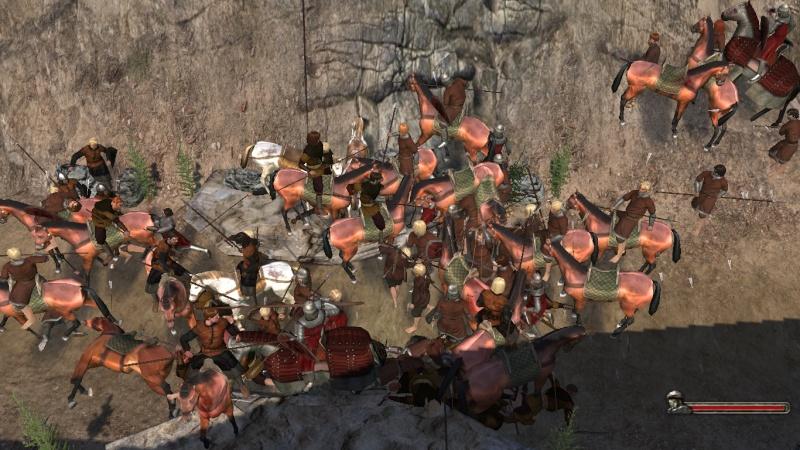 Conquerors Warlords beta 1.3 Muestr16
