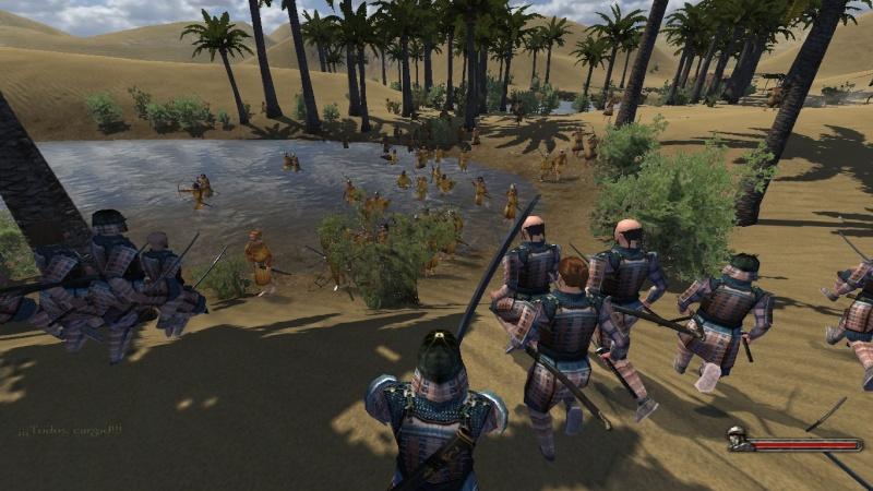 Conquerors Warlords beta 1.3 Muestr17