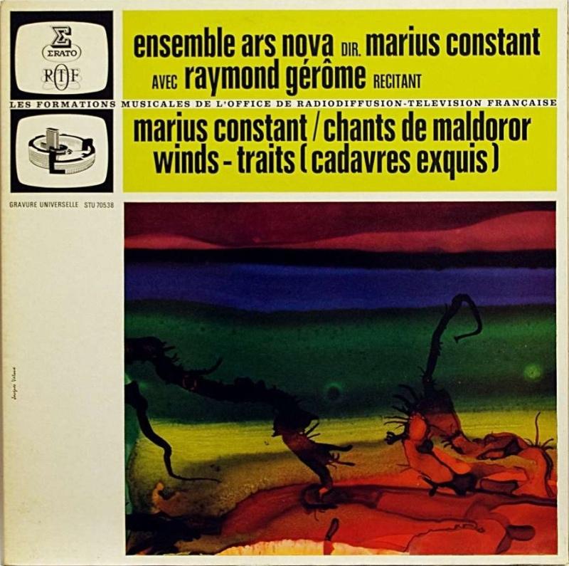 Marius Constant (1925 - 2004) Chants10
