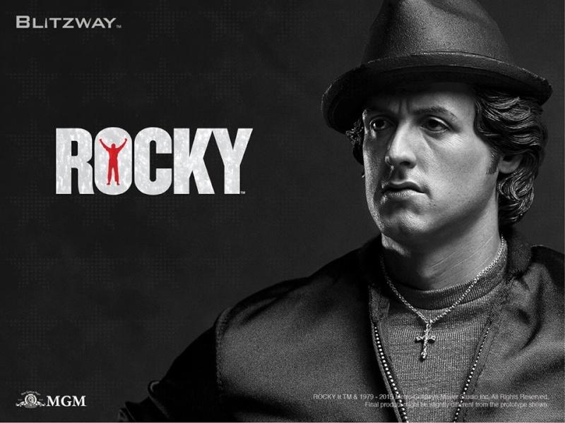 BLITZWAY : ROCKY II - 1/4 12342410
