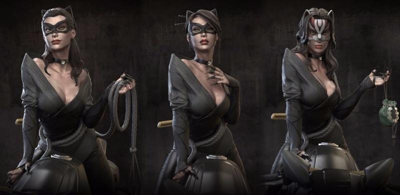 Premium Collectibles : Catwoman 12509610