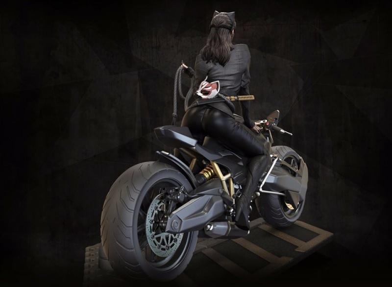 Premium Collectibles : Catwoman 12509611