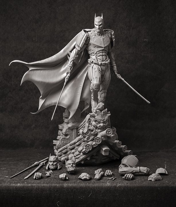 Samurai Series : Batman 12510310