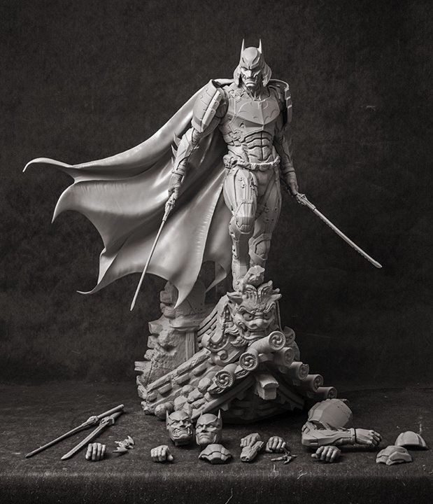 Samurai Series : Batman 19370110