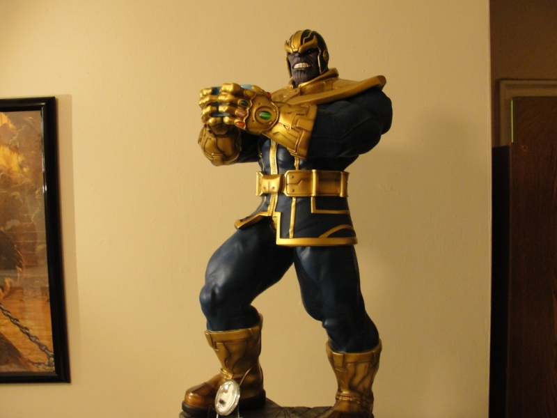 Premium Collectibles : Thanos  - Page 13 Dsc04513