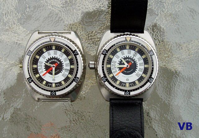 AQUADIVE DEPHT GAUGE Model 50 /  version 4.1 1976-1979 Image42