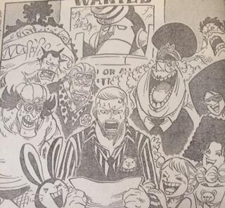 One Piece Manga 816: Spoiler Tmp_1010