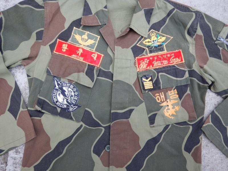 South Korea Marine Corps Pattern circa 1980's Dscn2840