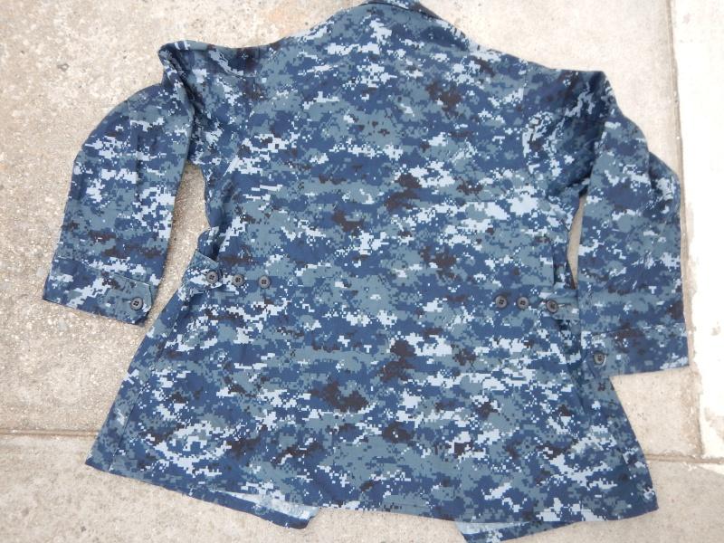 NWU I Maternity blouse. Dscn3134