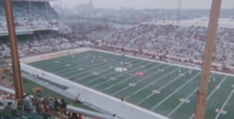 1971 AFC Playoff Miami @ KC 19711211