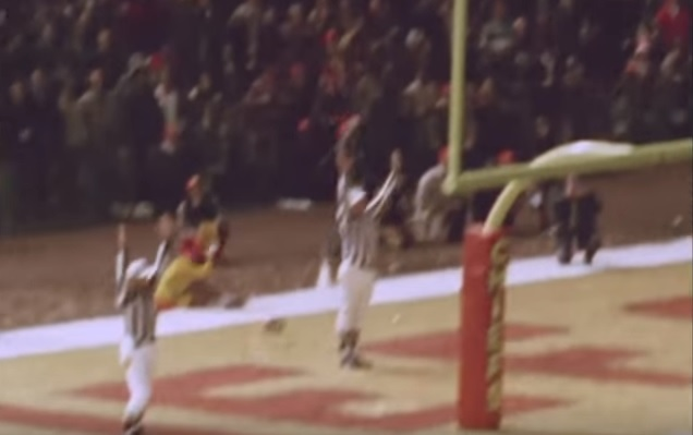 1971 AFC Playoff Miami @ KC 19711212