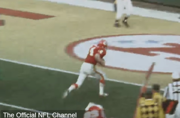 1971 AFC Playoff Miami @ KC 19711213