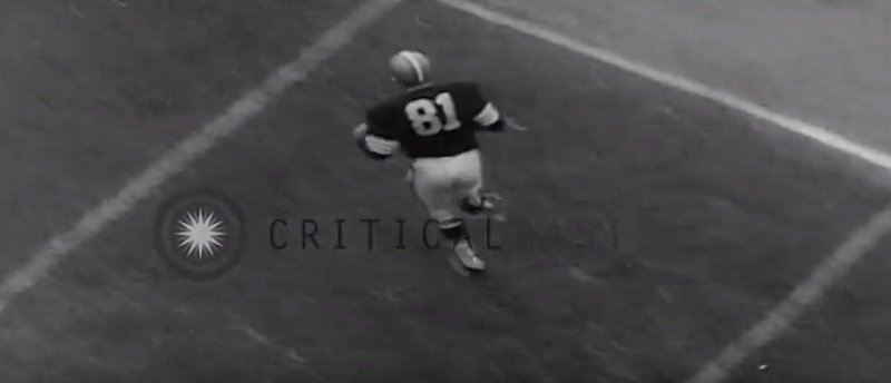 Browns late 60s end zone Clesta14