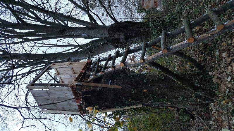 Apres la tour de sancerre, la tour de bué. 20151115