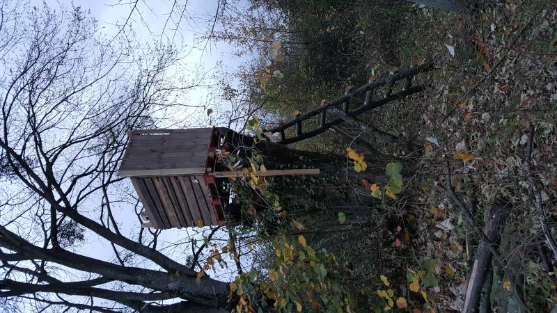 Apres la tour de sancerre, la tour de bué. 20151116