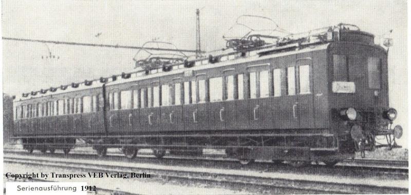 ET 99 - Triebwagen der Hamburger S-Bahn Elt67110
