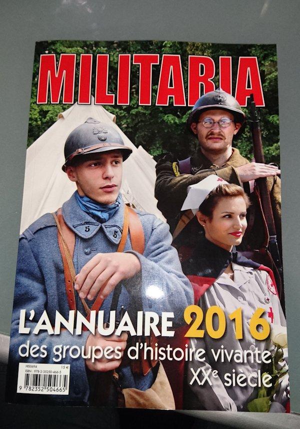 Annuaire 2016 des groupes d'histoire vivante XXe siècle Dsc_1612