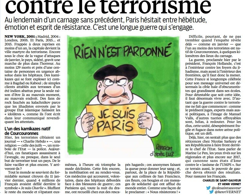 FusilladeS à Paris - Page 10 Une_du10