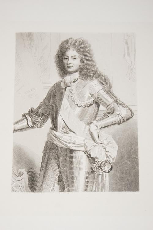 Philippe d'ORLEANS,Duc de Chartres, Le Regent Philip10
