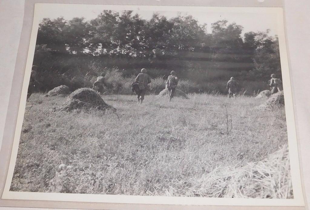Soldats américains près de CHARTRES - 1944 Uschar10
