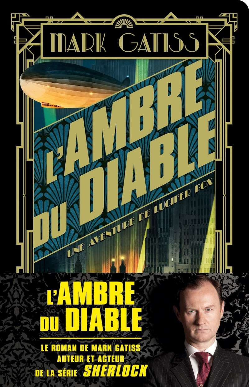 GATISS Mark - LUCIFER BOX - Tome 2 : L'ambre du diable Diable10