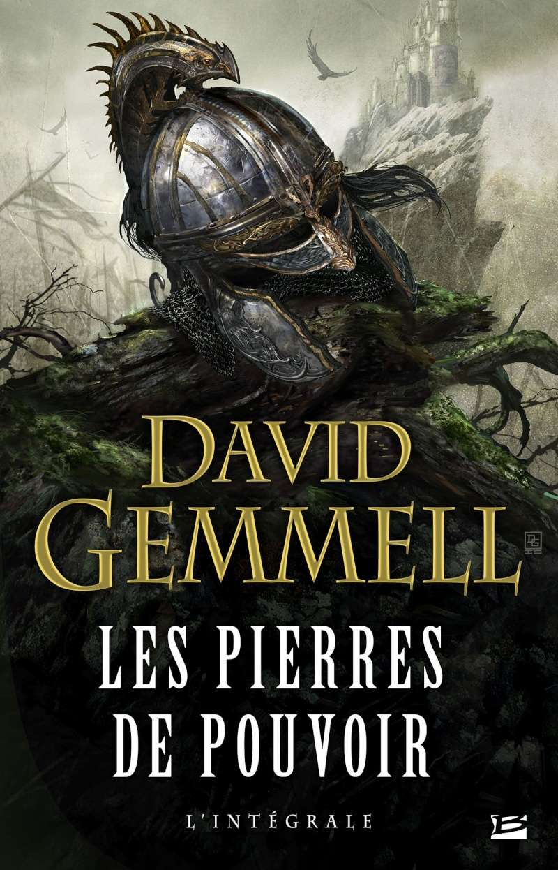 GEMMELL David - Les pierres de pouvoir (intégrale) Pierre10